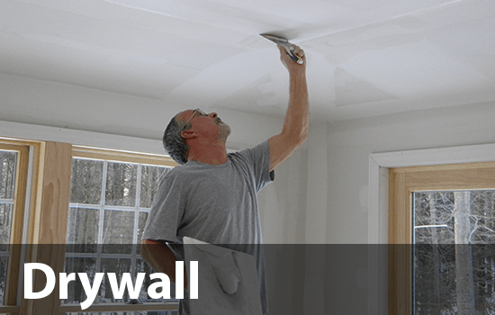 drywall installers in vermont